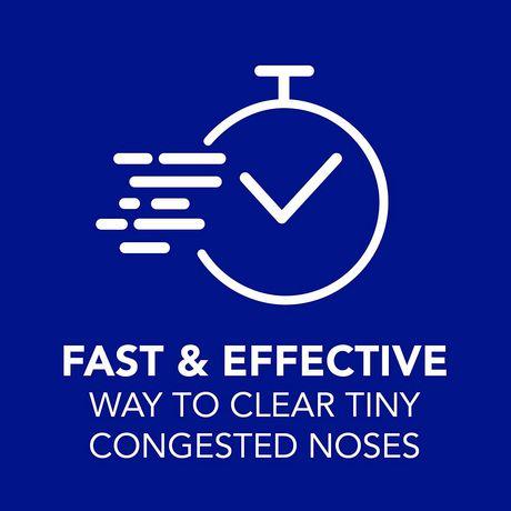 Soins nasaux pour bébés Easy Dose de hydraSense - image 2 de 2