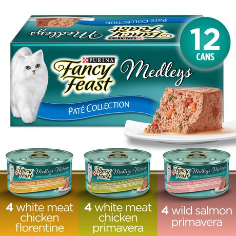 Fancy Feast Medleys Pate Collection Wet Cat Food Variety Pack - image 1 of 5