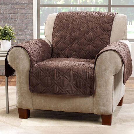Sure Fit Microfiber Pet Chair Furniture Cover - image 2 of 3