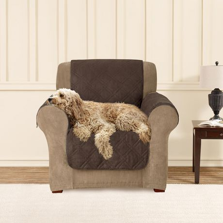 Sure Fit Microfiber Pet Chair Furniture Cover - image 3 of 3