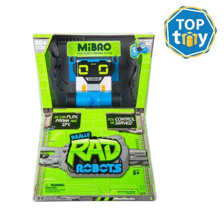 Real Rad Robots R/C Mibro - English Speaking - image 1 of 4
