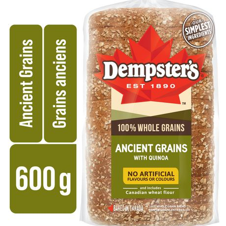 Dempster's® 100% Whole Grains Ancient Grains with Quinoa Bread - image 1 of 8