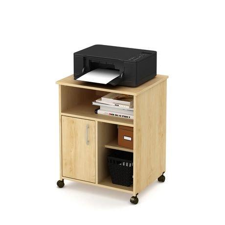 rangement imprimante sur roulettes smart basics de. Black Bedroom Furniture Sets. Home Design Ideas