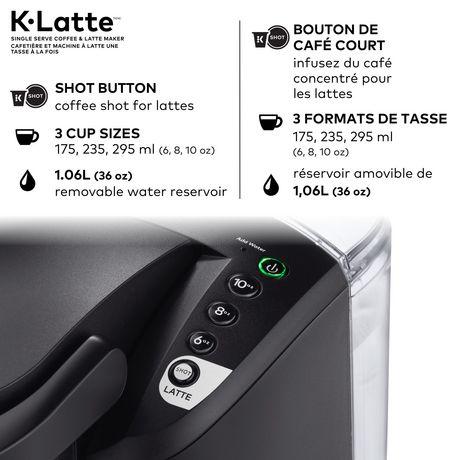 Keurig® K-Latte™ Single Serve Coffee And Latte Maker - image 3 of 3