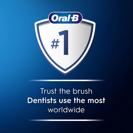 Oral-B PRO 1000 Power Rechargeable Electric Toothbrush Powered by Braun - image 4 of 9