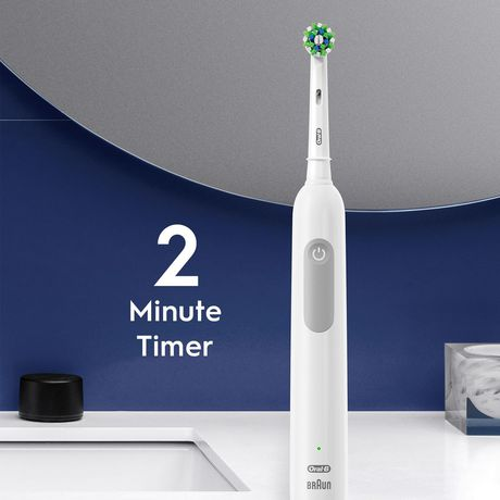 Oral-B PRO 1000 Power Rechargeable Electric Toothbrush Powered by Braun - image 5 of 9