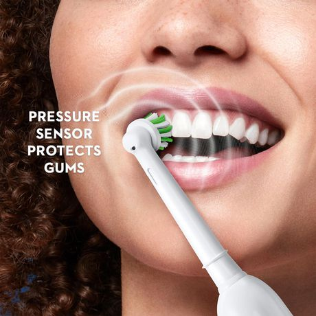 Oral-B PRO 1000 Power Rechargeable Electric Toothbrush Powered by Braun - image 8 of 9