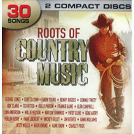 Various The Roots Of Americas Music