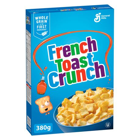 French Toast Crunch Maple Syrup Cereals - image 1 of 7