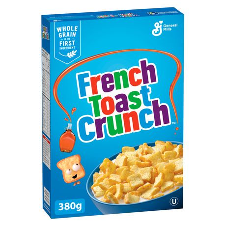 French Toast Crunch Maple Syrup Cereals Walmart Canada
