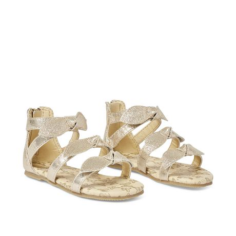 George Toddler Girls' Triple Casual Sandals - image 2 of 4