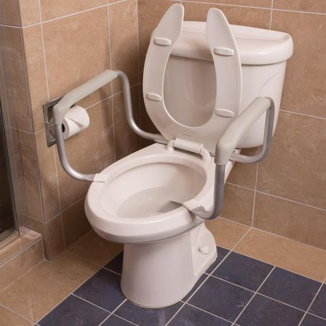 DMI Toilet Safety Arm Supports - image 2 of 8