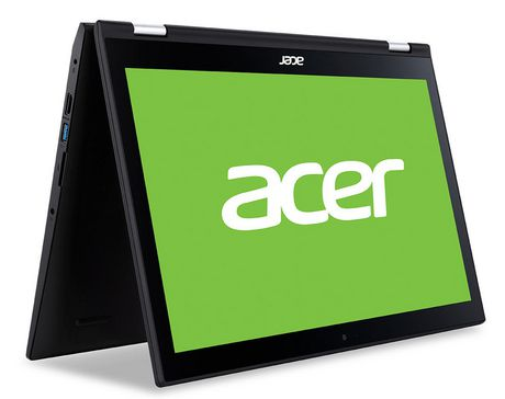 "ACER Spin 3 SP315-51-3684 15.6"" Laptop, Black, Intel Core i3-6100U, Intel HD Graphics 520, 6GB DDR4, 1TB HDD 5400 RPM, WIN10 Home(64-bit), NX.GK9AA.011 - image 5 of 5"
