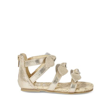 George Toddler Girls' Triple Casual Sandals - image 1 of 4