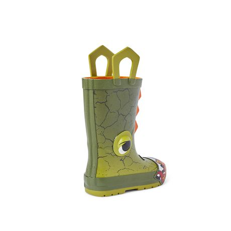 Weather Spirits Toddler Boys' Dino Rubber Boot - image 4 of 4