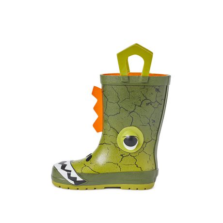 Weather Spirits Toddler Boys' Dino Rubber Boot - image 3 of 4