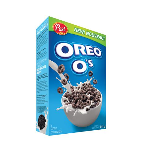 Post Foods Oreo O's Cookies - image 1 of 2