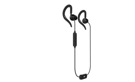 251e012aa35 JBL Focus 500 Wireless In-Ear Black Headphones - image 1 of 6 ...