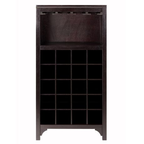 walmart wine cabinet 92729 ancona modular wine cabinet with glass rack amp 20 28145