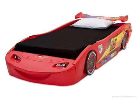Cars Children S Twin Bed Walmart Canada