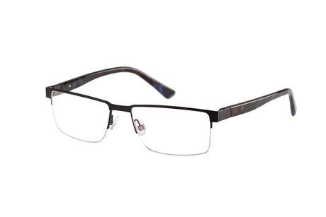 9cdc169c8be8 London Underground Men s LUO-04 010 Charcoal Blue Eyeglasses - image 1 ...