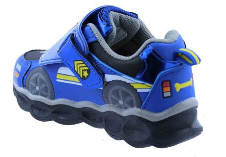 PAW Patrol Athletic Shoes with LED Lights - image 4 of 4