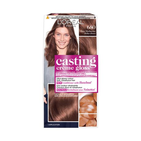 loreal paris coloration casting crme gloss par healthy look n 680 moka choco - Coloration Moka