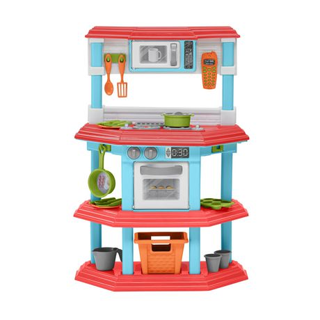 American Plastic Toys My Very Own Gourmet Kitchen - image 1 of 3