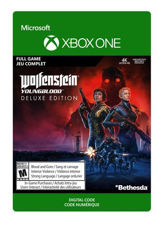 Xbox One Wolfenstein: Youngblood: Deluxe Edition [Download]