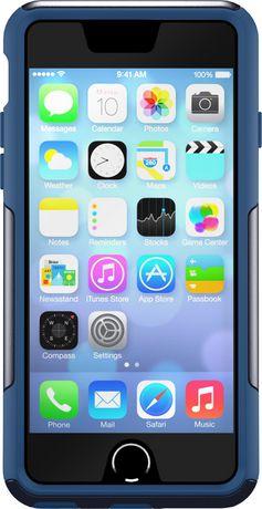 Étui OtterBox de la série Commuter pour iPhone 6, bleu - image 2 de 2