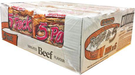 Mr. Noodles 5 Pack Beef Instant Ramen Soup Case Pack - image 2 of 9