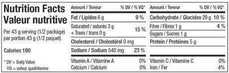 Caisse de nouilles ramen instantanées à saveur de poulet épicé de Mr. Noodles en paquet de 5 - image 8 de 9