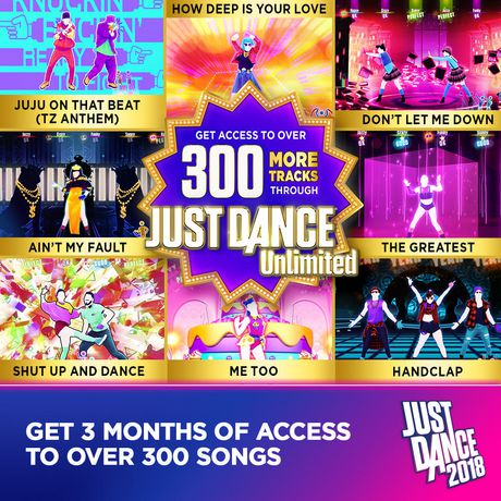 just dance 2016 unlimited code free