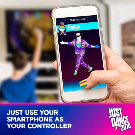 Just Dance 2018 (WiiU)   Walmart Canada