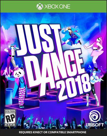 Ubisoft Just Dance 2018 (Xbox One)