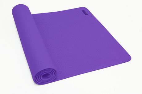 Zenathletics Premium Purple Yoga Mat Wte10002p Walmart