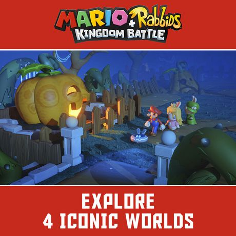 Mario + Rabbids Kingdom Battle (Nintendo Switch) - image 5 of 7