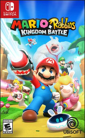 Mario + Rabbids Kingdom Battle (Nintendo Switch) - image 1 of 7