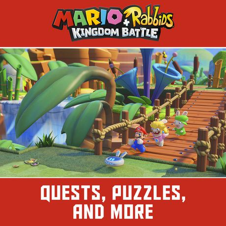 Mario + Rabbids Kingdom Battle (Nintendo Switch) - image 6 of 7