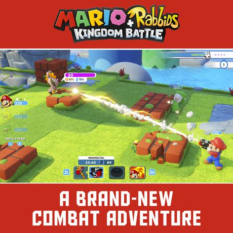Mario + Rabbids Kingdom Battle (Nintendo Switch) - image 3 of 7