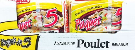 Mr. Noodles 5 Pack Chicken Instant Ramen Soup Case Pack - image 9 of 9
