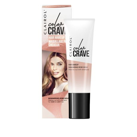 Clairol Color Crave Temporary Hair Makeup - image 1 of 6