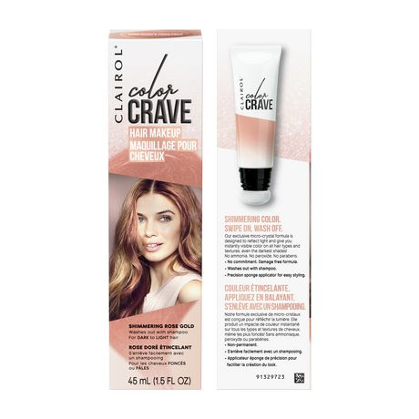 Clairol Color Crave Temporary Hair Makeup - image 2 of 6