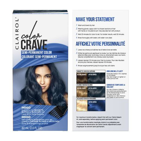 Clairol Permanent Hair Color
