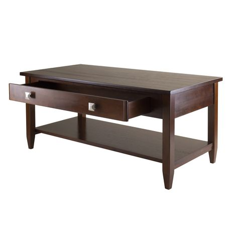 94140 richmond coffee table for Coffee tables walmart