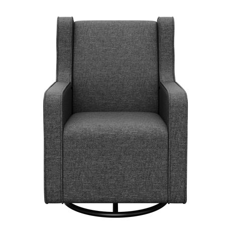 Graco Remi Upholstered Swivel Glider - image 2 of 5