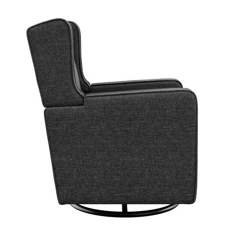 Graco Remi Upholstered Swivel Glider - image 3 of 5