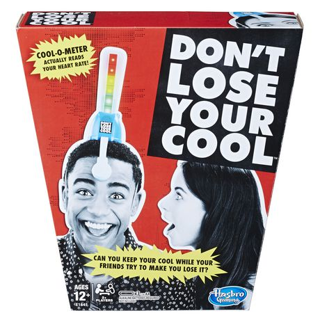 Hasbro Gaming Don't Lose Your Cool - image 1 of 6