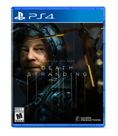 Death Stranding $29.96 (New all-time low for Physical)