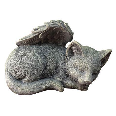 Statue de chat ange Homelands de hometrends - image 2 de 2